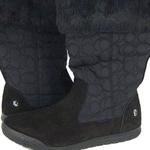 Coach Talen Winter Boots